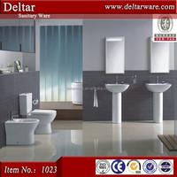 Georgia sanitary ware wc toilet basin set, cheap price super white color toilet wc