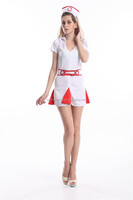 zhengtian new design wholesales halloween nurse costumes Adult Sexy Halloween Costume Carnival Party Fancy Dress Costume