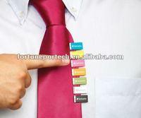 Mini USB Tie Clip
