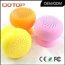 Hot sale Waterproof wireless speaker bluetooth with suction cup, Shower speaker