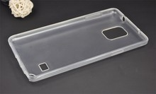 soft protect well classy design tpu cover case for Samsung Galaxy Note 4
