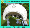Romantic Lighting wedding party inflatable bubble tent