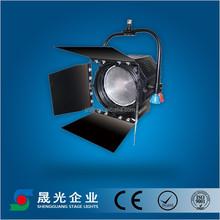LED Fresnel spot / flood focusing Light - Warm Studio, Video Spot Light