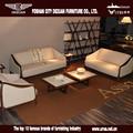 100% جودة عالية حقيقية الجلود أريكة الحديثة dx-210