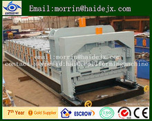 Customized corrugated metal roof and wall roll forming machine/ design as per your require