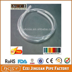 High Gloss Crystal Clear Appearance Plastic Tubing Clear Vinyl Tubing Hot Selling