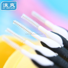 flexible interdental brush