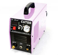 inverter dc digital air plasma cutter CUT50 brand new welding plasma manufacture light purple color