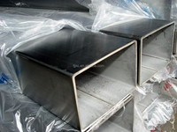 HOT ROLLED GALVANIZED SQUARE STEEL PIPES USED FOR OIL INDUSTRY 25
