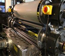 Ny2095 pequenas máquinas de fabricação de PVC capacho e folha tapete máquina extrusora