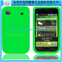 Normal 3D silicone phone case,silicon phone case for samsung galaxy s