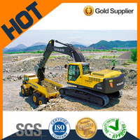Genuine New Hydraulic EC210B Prime 21 ton Digger / VOLVO Excavator For Sale