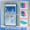 Hot selling plain tpu gel cover for sony z1 mini case