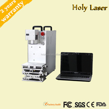 Name Tag Fiber Laser Marking Machine with CE & FDA & ISO