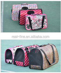 2015 New Arrival Pet Dog Carrier Backpack Portable Plaid Dog Tote Carrier Puppy Pet Travel Carrying Bag S,M,L