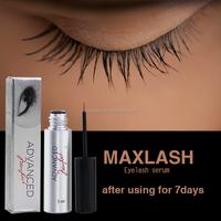 MAXLASH Natural Eyelash Growth Serum (Korea foam cleanser )