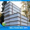 Quality eps styrofoam sandwich steel composite panel m2 price