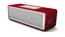 high quality aluminum wireless mini 15W bluetooth shenzhen boom speaker box