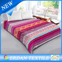 100 polyester wholesale best price throw blanket baby style