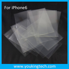 2015 NEW 250 um OCA Optical Clear Adhesive For iphone6 Double Side Sticker for LCD/ Digitizer Glass Repair 20pcs