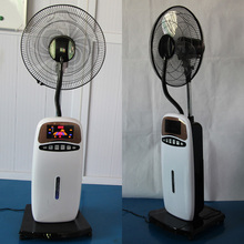"""Ventilador con humectador/16"""" de agua ventilador de la niebla"""
