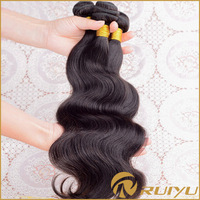Xuchang big factory suppliers of human hair extensions