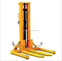 Hand Stacker with Straddle Leg