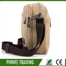 cotton canvas duffel bag/duffel canvas overnight bag/canvas duffel bag