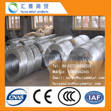 Q195 High tensile galvanized steel wire properties