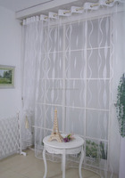 2015 Best Selling Colored Continuous Lace Curtain