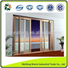 Portas e janelas de alumínio perfil