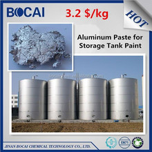leafing aluminum paste for aluminum pigment paint factory in Syria