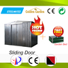 professional manufacturer 2015 solid structure sliding door modular homes for tools storage