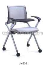 Sedia da ufficio in metallo piegato jy-638