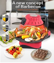 2015 hot sale barbecue smoker