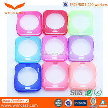 Custom Protective High Quality Silicone Smartwatch Skin Cover Manufacturer