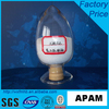 High molecular weight polyacrylamide anionic polyacrylamide (APAM)flocculant used for wast water treatment
