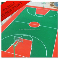 Caboli anti-slip runway marking epoxy floor paint