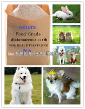 Good for animal feed,natural diatomite animals feed additive