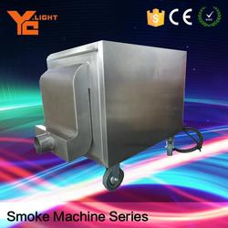 Quick Response Stage Light Manufacturer 15 L Water Capacity Dry Ice Fog Machine