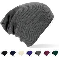 New Unisex Mens Slouch Baggy Oversized Winter Warm Ski Beanie Hat Cap Rib Knit