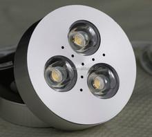 Led industrial cabinet light/led cabinet light down light/under cabinet lighting led puck