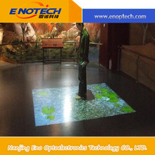 Promotion!! Most popular Interactive floor projection for children games at home
