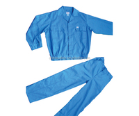 100% cotton pants and jackets