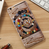 New fashion for iphone6 case TPU Clear Cover Case for iPhone6
