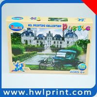 personalized paper puzzle cube wholesale