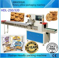 Foshan Headly automatic rye bread packing machine price