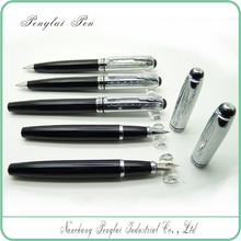 2015 Wholesale luxury souvenir gift metal pen set for VIP client