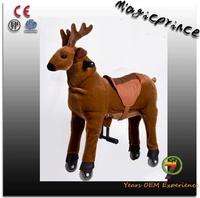 (EN71&ASTM&CE)~Magic Prince Kiddie walking animal rides for amusement park