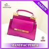 fashion stylish custom designer beautiful women PU 2015 handbag factory